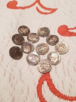 Arras / monedas de estados unidos