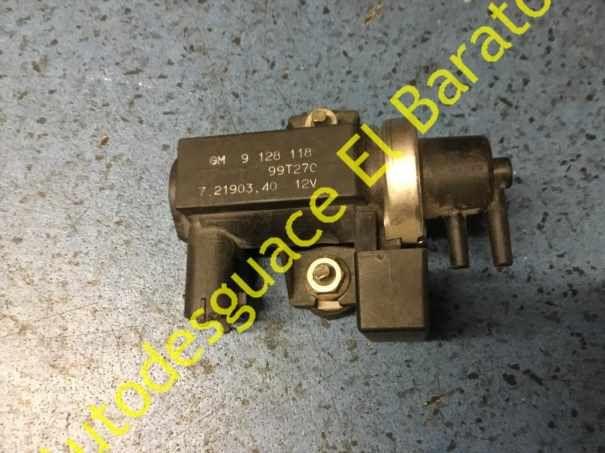 Valvula aire adicional 9128118 Opel Astra G (1996-