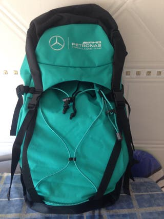 Mochila Oficial Mercedes AMG