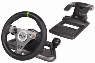 Volante Xbox 360 Madcatz