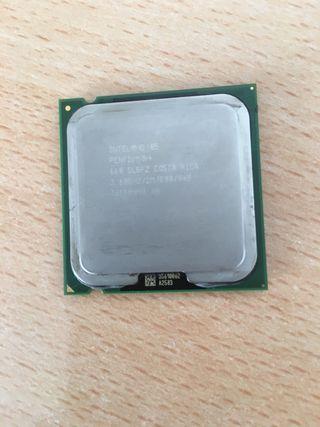 Procesador intel pentium 4 660 3,6ghz