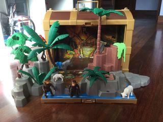 Escenario Playmobil