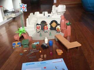 Fortaleza soldados Playmobil (5139)