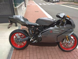 Ducati 999s mono SENNA