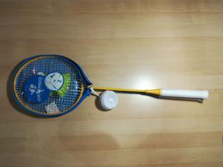 raquetas bádminton nuevas