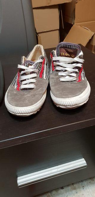 zapatillas para hombre del ganso