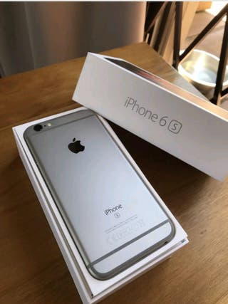 iphone 6s plateado