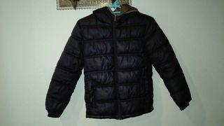 abrigo niño zara talla 9-10
