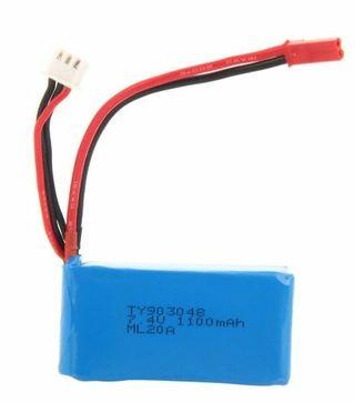 Batería 7.5v ,1100 mAh