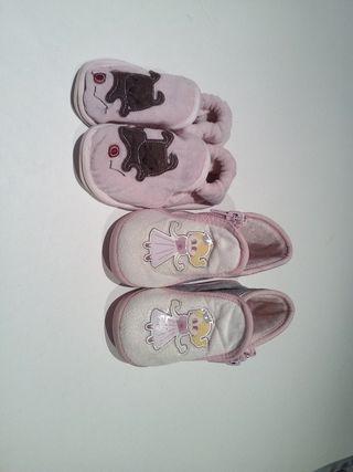Zapatillas por casa