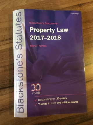 Property Law book