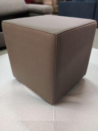 Pouf 50x50 cm Tela Anti Manchas
