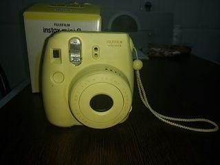Camara de fotos instantaneas
