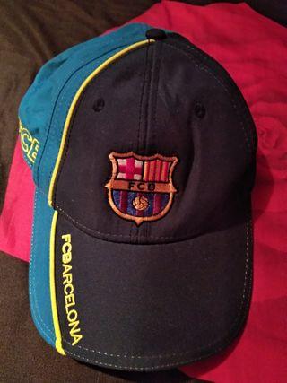 gorra oficial