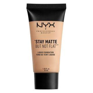 NYX STAY MATTE tono Caramel