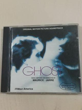CD - GHOST - BANDA SONORA ORIGINAL