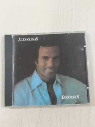 CD JULIO IGLESIAS