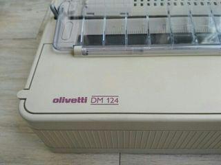 Impresora matricial olivetti 24 agujas