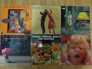 12 Discos de Vinilo Franck Pourcel