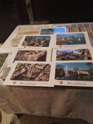 postales Barcelona