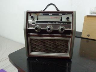 Reproductor Portatil 8 Track Vintage Años '60