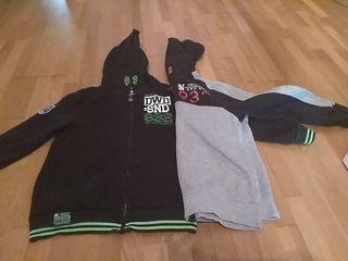 lote de dos chaquetas 9 - 10 años para niño