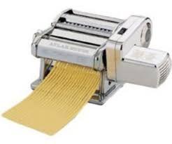 Maquina para hacer pasta con motor