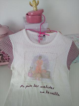Dolores promesas camiseta+regalo bolso