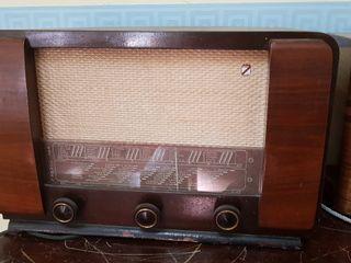 Radio antigua Castilla h209a