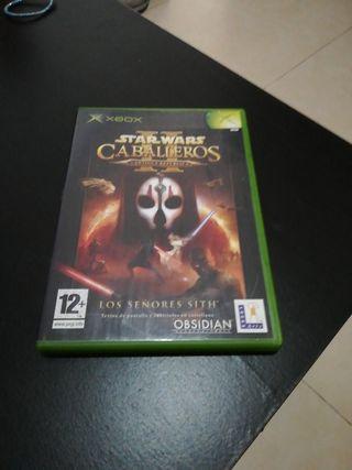 star wars II caballeros de la antigua república