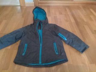 abrigo niño 8 años con capucha