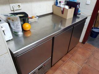 Maquinaria cocina