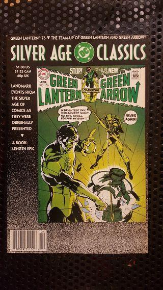 Comic - DC Silver Age Classics: Green Lantern 76