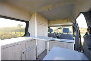Ford Tourneo Connect Camper