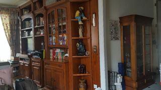 mueble libreria comedor