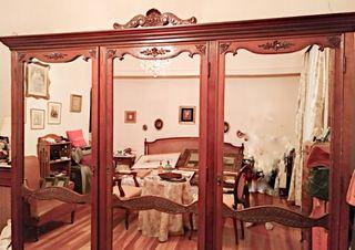 Impresionante armario