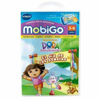 Cartucho juego Dora para consola Mobigo Vetch