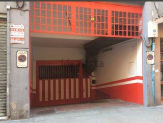 Garaje + Trastero en alquiler (cerrado)
