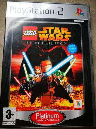 lego Star wars platinum