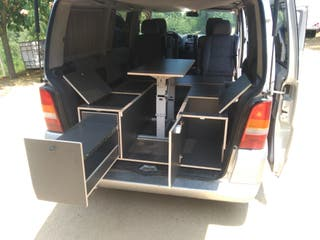 Mueble ikea camper de segunda mano en wallapop - Muebles furgoneta camper ...