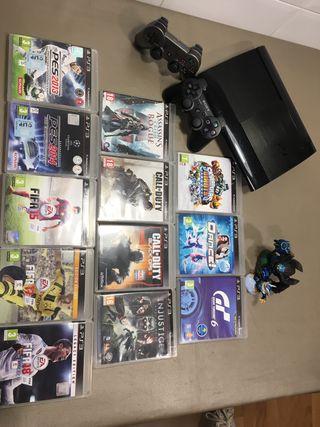 PS3 Mandos Juegos Y Extras.* Oferta