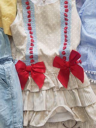 lote de 13 vestidos