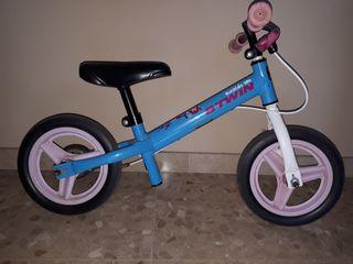 Bicicleta iniciación