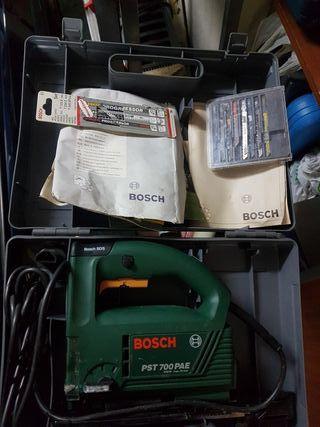 Sierra de calar Bosch Pst 700