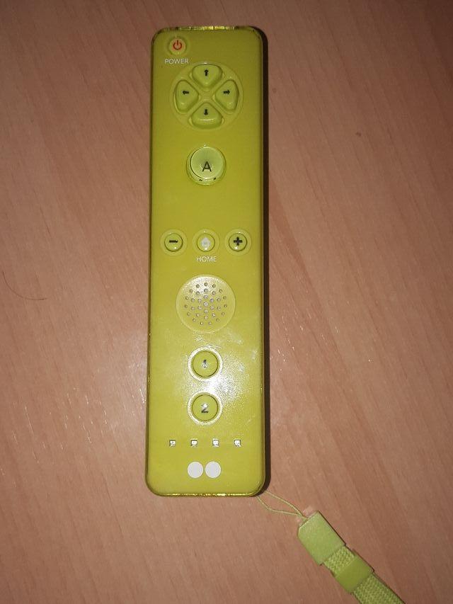 Mando de la Wii