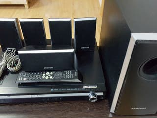 Home Cinema Samsung HTQ20 500W