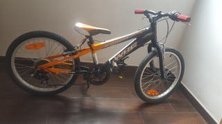 bicicleta niño conor wrc 20 pulgadas de niño