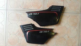 tapas laterales Honda CB750 seven fifty