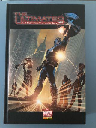 Comics The Ultimates