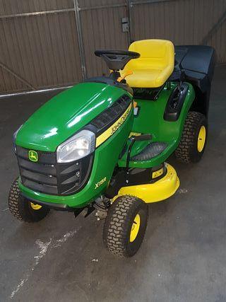 tractor cortacesped john deere nuevo